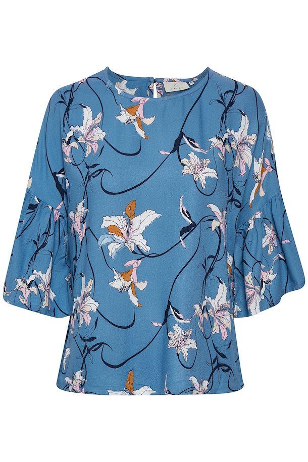 643012afd27 Riviera Kortærmet bluse – Køb Riviera Kortærmet bluse fra str. 36-46 her